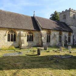Pictures of Coberley Parish in Gloucestershire