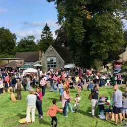 Coberley village fete and produce show
